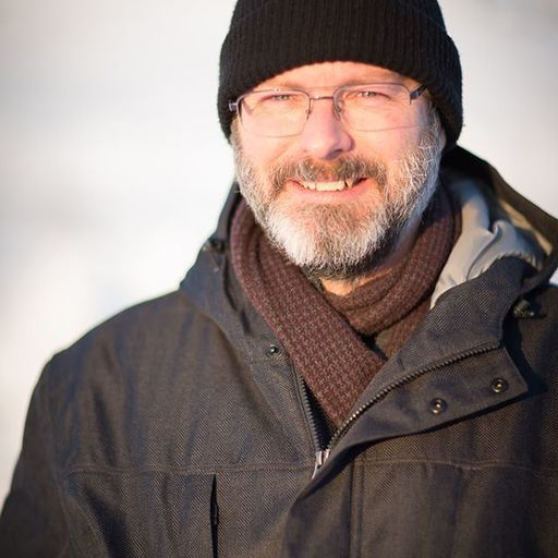 Martin Regimbald.